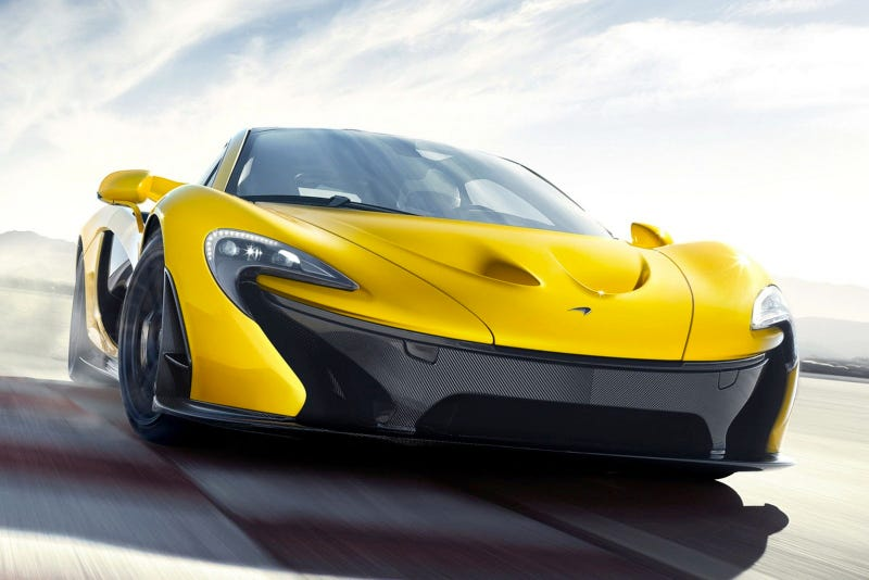 So Jay Leno made a vid about his new P1.