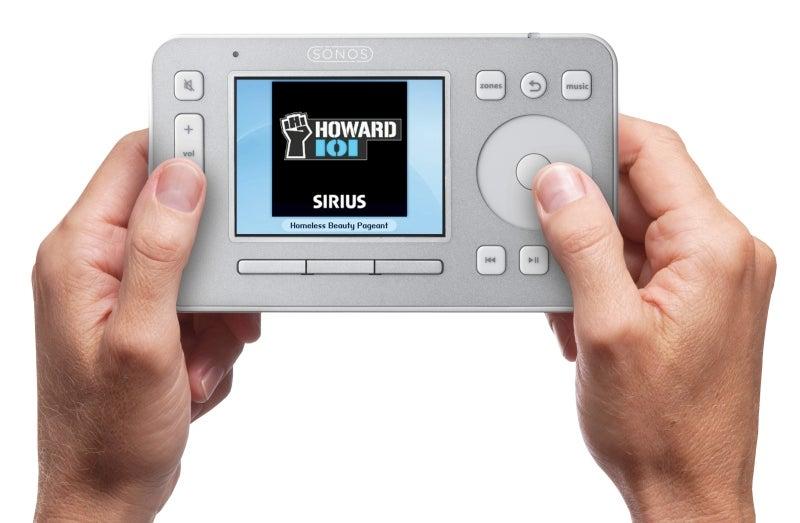 Sonos Picks Up Sirius Radio Streaming