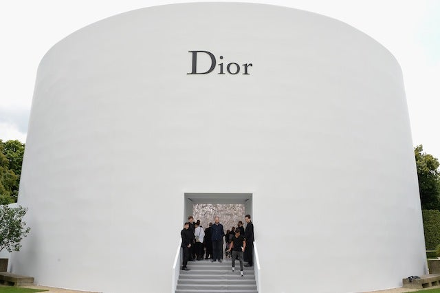 Dior Couture: For the Space-Traveling 18th Century Monarch in You