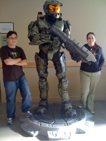 Married By Master Chief, One Year Later