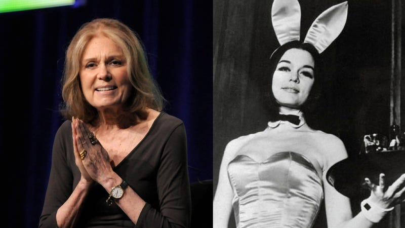 Gloria Steinem Calls For Boycott Of NBC's The Playboy Club