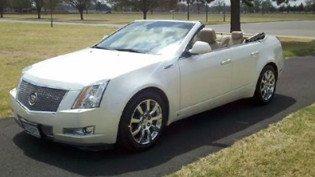 Cadillac plotting new small convertible