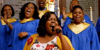 Glee: Hallelujah, Praise Jesus