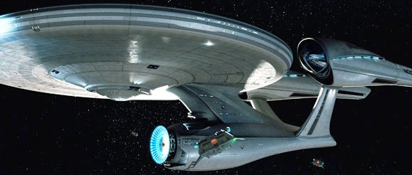 First Look At the New USS Enterprise
