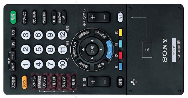 Sony TV Remote Will Steal Your Identity to Order Spiderman 3