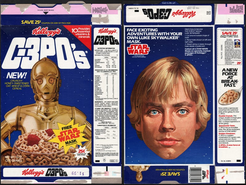 How to Look Like C-3PO. Or Mark Hamill. Or a Stormtrooper.