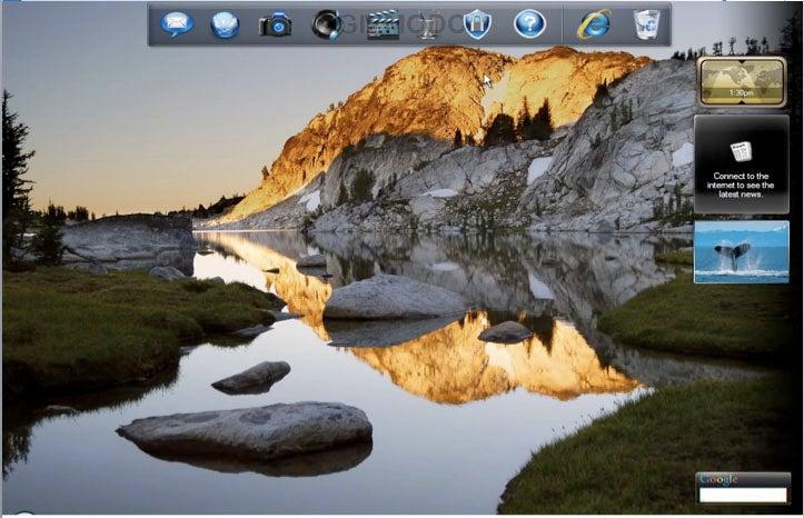 Dell Dock Puts a Little Mac OS X Into Vista Studio Laptops