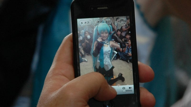It's Like Inception, But with Cosplay Photos