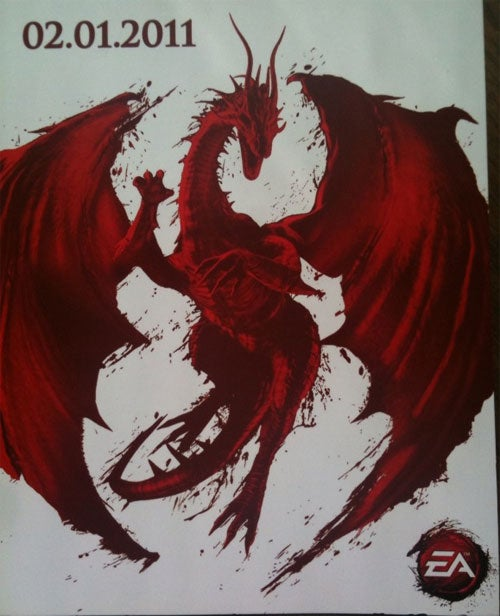 Is This The Release Date For Dragon Age 2?
