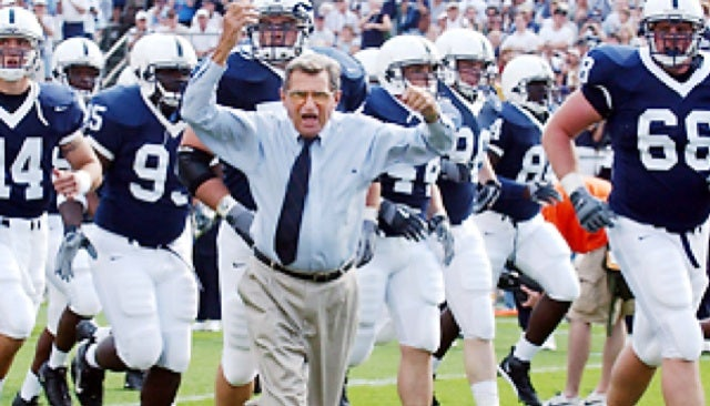 Penn State To Reporters: Do Not Ask About Jerry Sandusky At Today's Conference Call