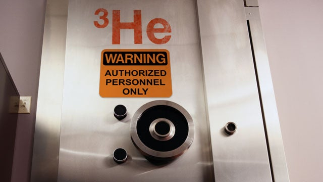 Helium-3 Shortage Threatens Our Ability To Detect Radioactive Bombs