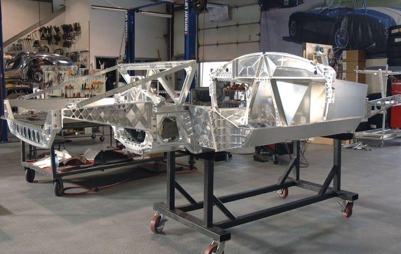Kirkham Motorsports Billet Cobra Frame