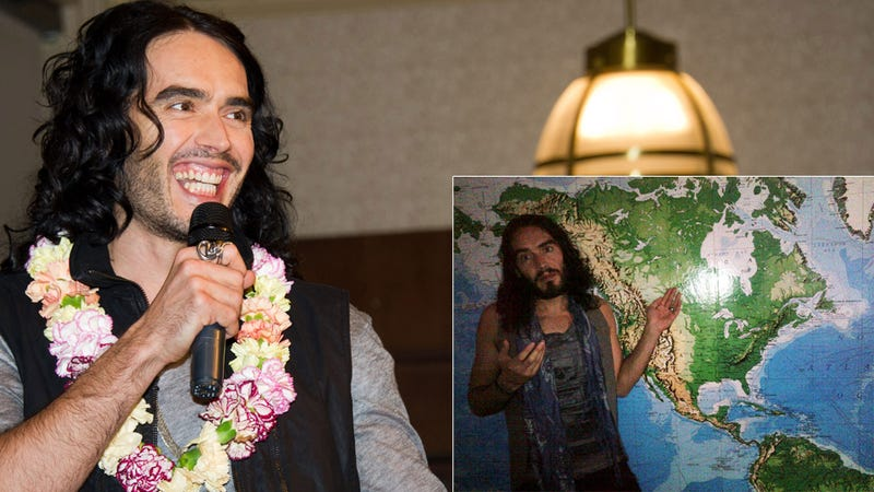 Russell Brand Denied Entry to Canada and Other Diplomatic Crises