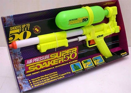 Super Soaker Inventor Working on Way To Harvest Heat From Humans Matrix-Style