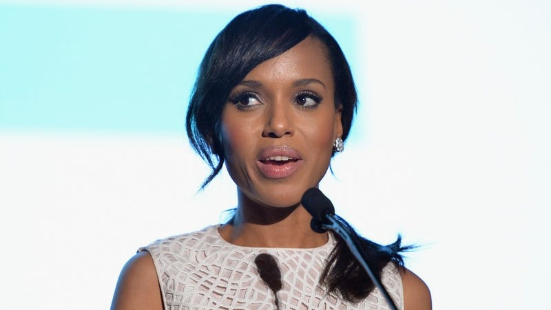 Kerry Washington: Olivia Pope Was 'Glass Slipper' For Black Actresses