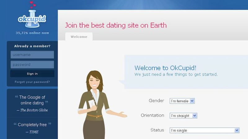 OKCupid Has Been Conducting Experiments on You for Funsies