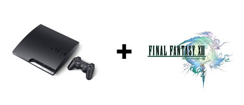 Yup, There Will Be A Final Fantasy XIII PS3 Bundle [Update]