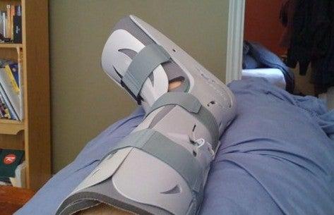 Last Night's Winner: Ankle Doctors
