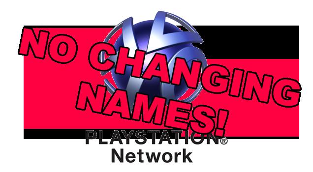 Can i change my psn name 2015