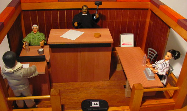 The Mysterious Disappearance Of The Casey Anthony Diorama