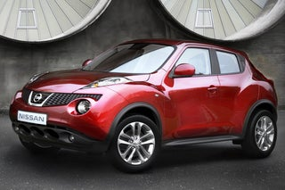 Nissan pays AWD Juke owners $400 for gas tank confusion