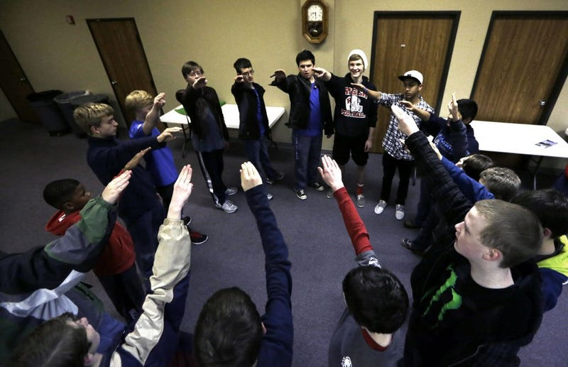Christian Kids Are Ditching Boy Scouts For a Less-Tolerant Alternative