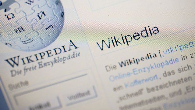 How Wikipedia Is Making QR Codes Useful Again