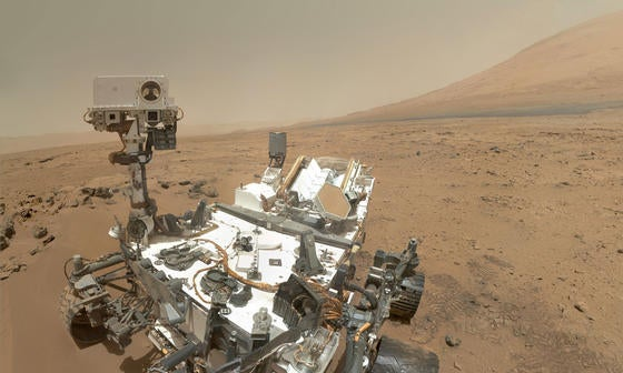 Scientists show that microbes from Earth can survive conditions found on Mars