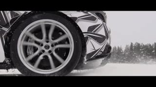 The McLaren Sports Series Teases Us With Loud, Angry Snow Drifts