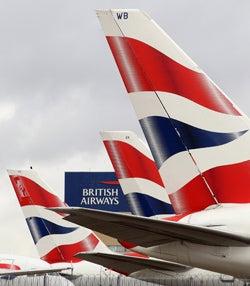 Every Toilet Fills Up on British Airways Flight