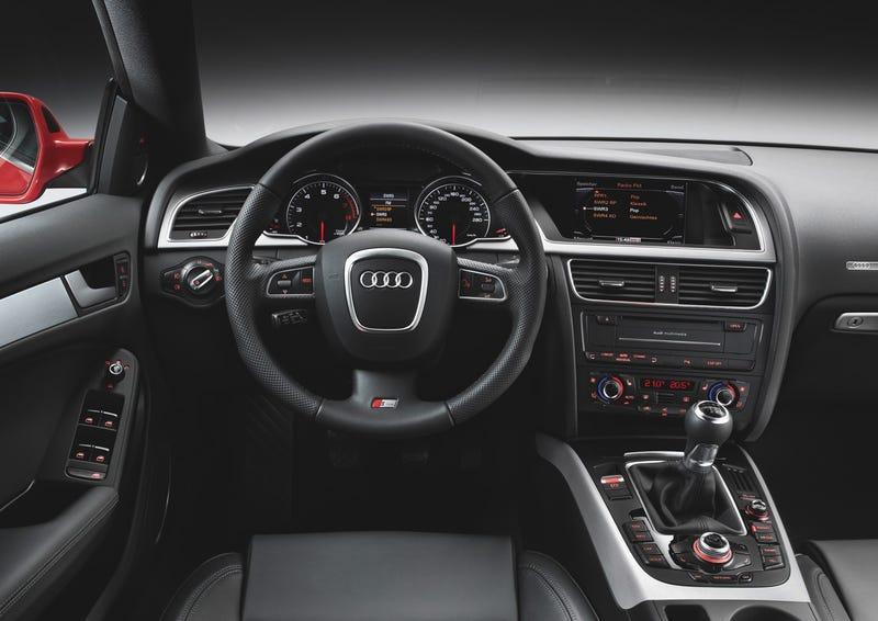 2010 Audi A5 Sportback: Five Doors, Six Engines