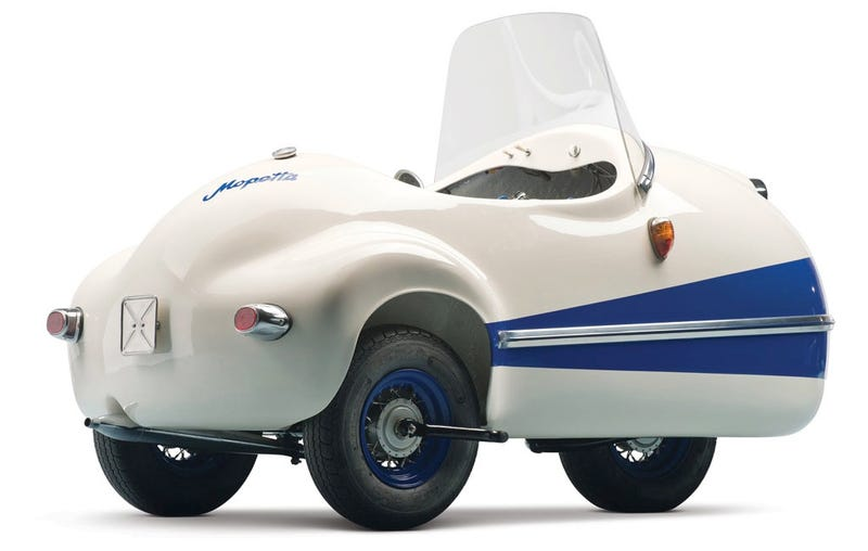 The Cutest Little Microcars Of The 20th Century