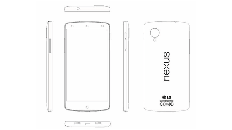 This Leaked Manual Lists Literally All the Nexus 5's Specs
