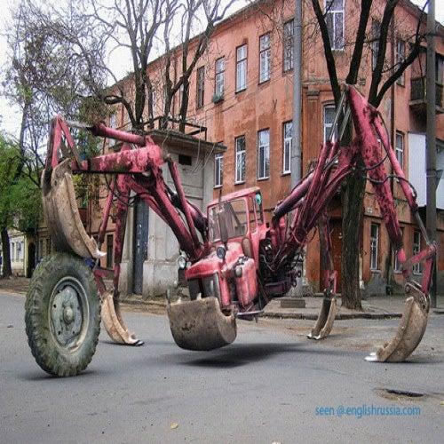 If Tim Burton Remade Cars