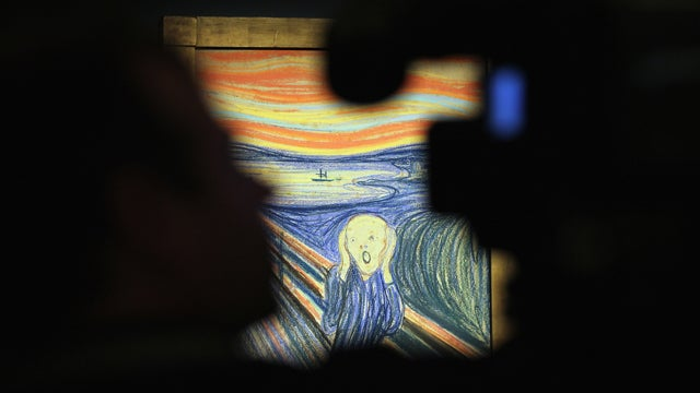 'The Scream' Just Became the Most Expensive Artwork Ever Sold at Auction; Some People Have Never Heard of Posters
