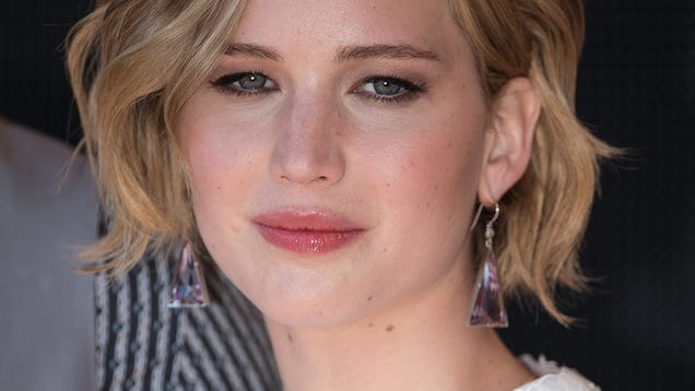 Jennifer Lawrence Went to a Coldplay Show and Knew Every Word