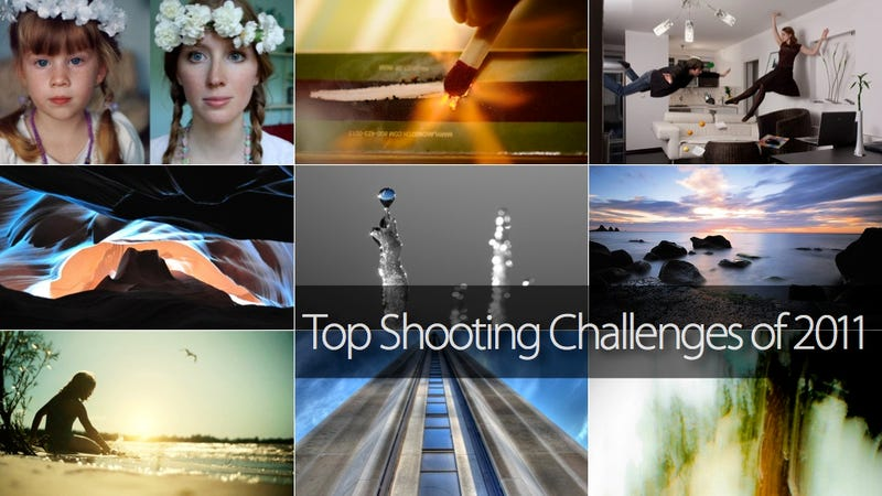 The Best Shooting Challenges of the Year