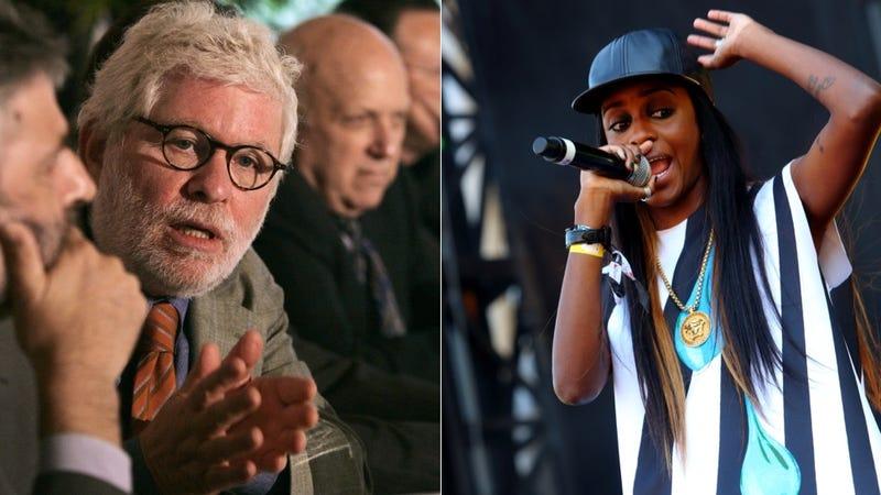 Angel Haze Destroys Richard Cohen's 'Miley Cyrus, Steubenville' Op-Ed