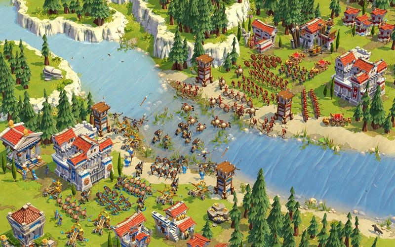 Microsoft Releasing Age Of Empires Online