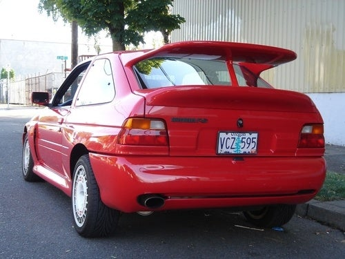 What's a Cosworth? Oh, About $26,500!