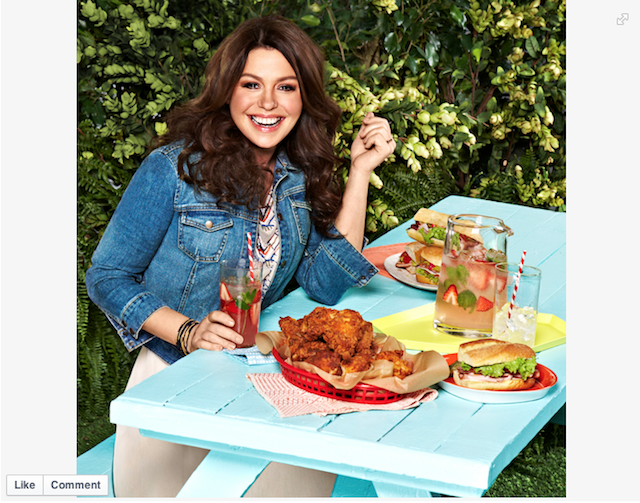 WTF Is Happening On This Month's Every Day With Rachael Ray Cover?