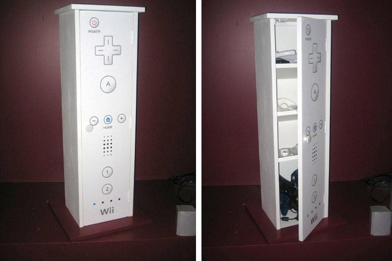 Wiimote Cabinet: I Want One