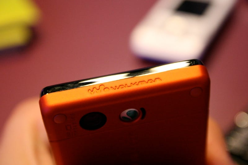 Sony Ericsson w880i Hands-On Gallery