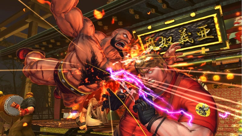 Street Fighter X Tekken Opens Up 'Pandora Mode,' Adds Online 'Scramble' for 4 Fighters