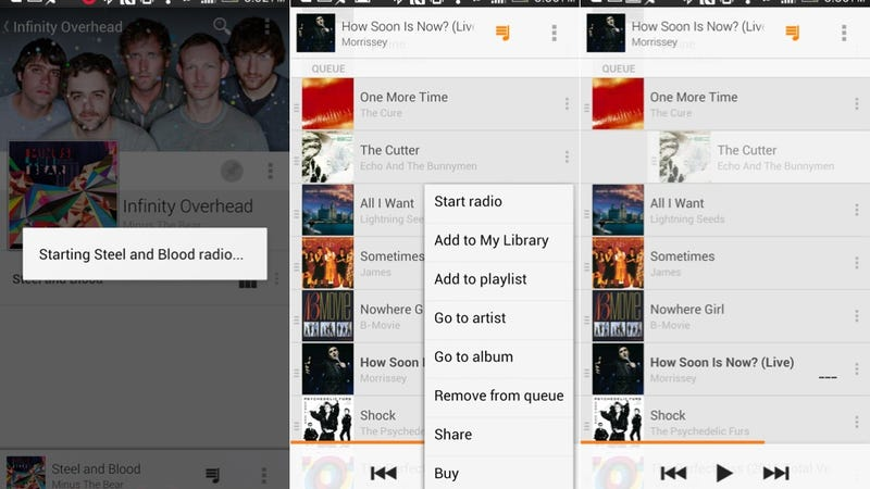 Google Play Music All Access Hands-On: All You Want (Minus Friends)