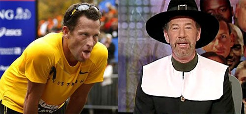 Kornheiser-Armstrong Feud Forces Clear Channel To Ban Cycling Talk