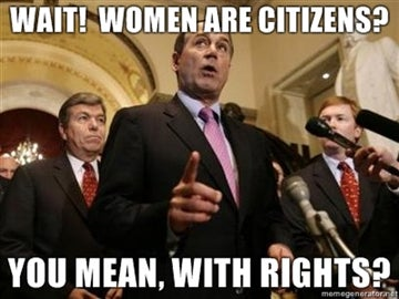 John Boehner's Woman Problem Makes For Delightful Meme