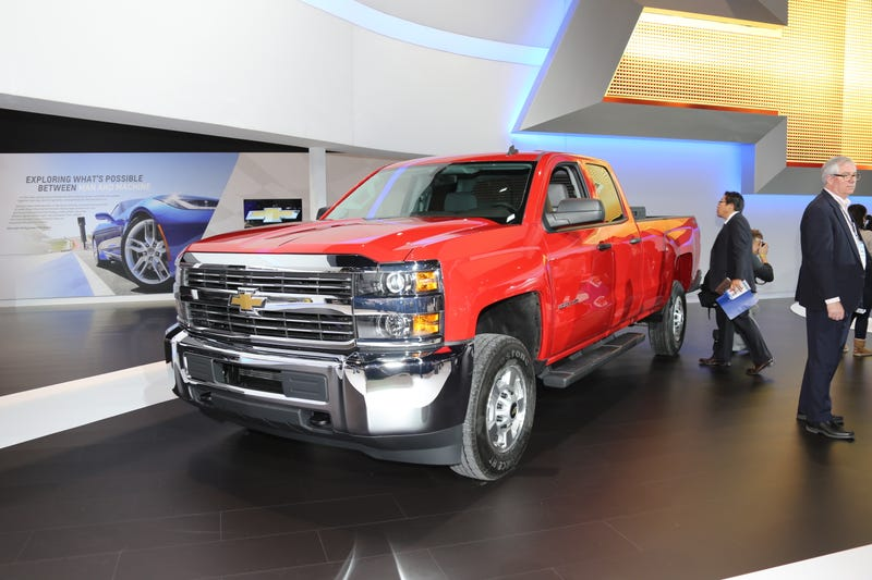 Chevy Looking To Capitalize On Cheap CNG With Dual-Fuel Silverado