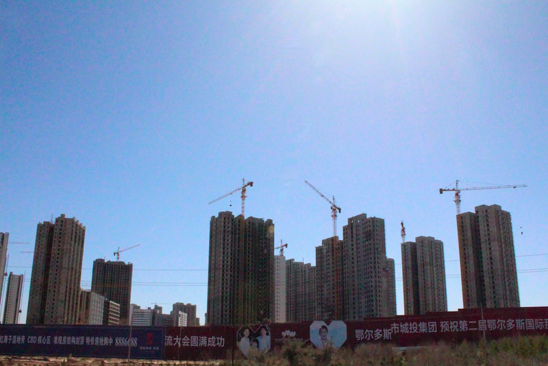 Welcome to The World's Largest Ghost City: Ordos, China