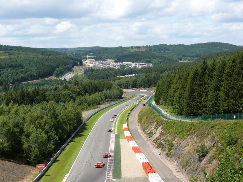 The Ten Prettiest Racetracks In The World